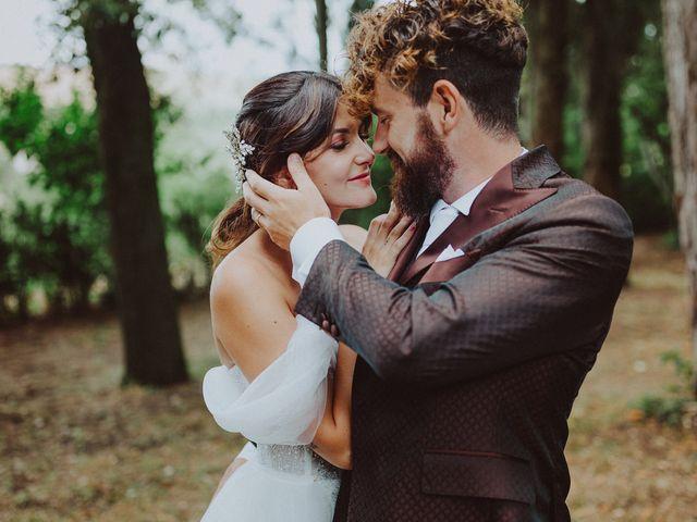 Il matrimonio di Sam e Lucia a Cingoli, Macerata 27