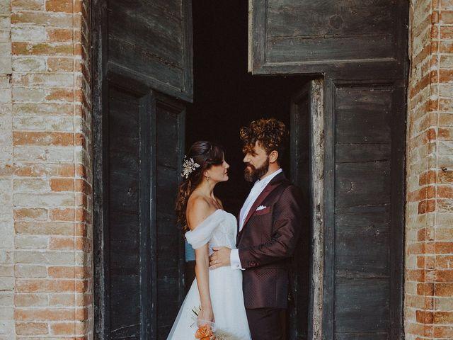 Il matrimonio di Sam e Lucia a Cingoli, Macerata 29