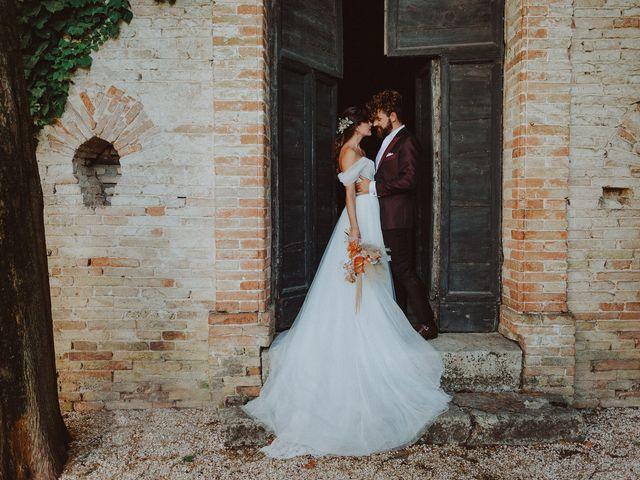 Il matrimonio di Sam e Lucia a Cingoli, Macerata 30