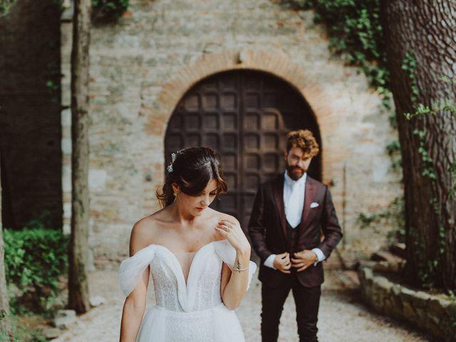 Il matrimonio di Sam e Lucia a Cingoli, Macerata 31