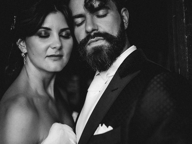 Le nozze di Lucia e Sam