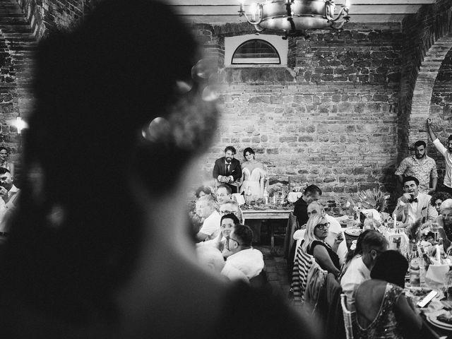Il matrimonio di Sam e Lucia a Cingoli, Macerata 46