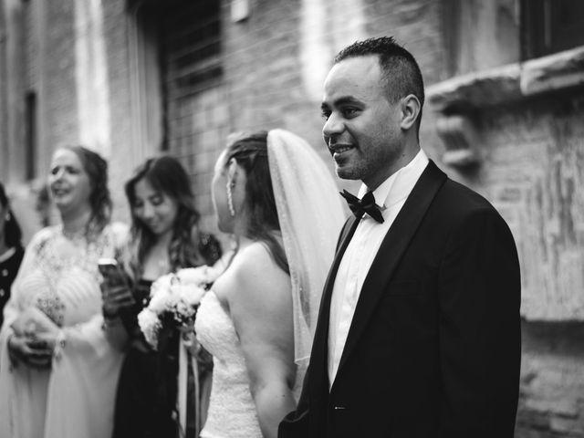 Il matrimonio di Kabir e Laura a Fano, Pesaro - Urbino 8