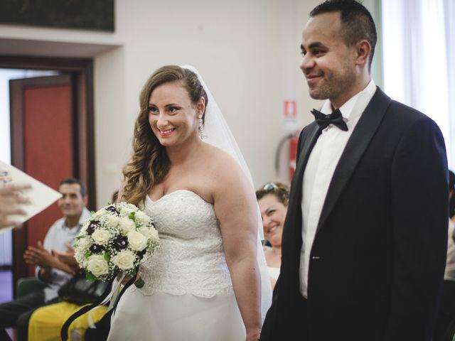 Il matrimonio di Kabir e Laura a Fano, Pesaro - Urbino 9