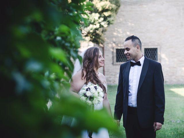 Il matrimonio di Kabir e Laura a Fano, Pesaro - Urbino 11