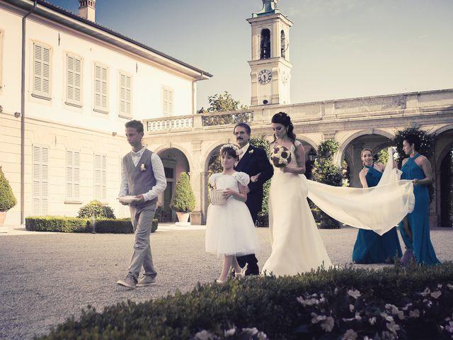 Il matrimonio di Pierre e Desiree a Agrate Brianza, Monza e Brianza 15