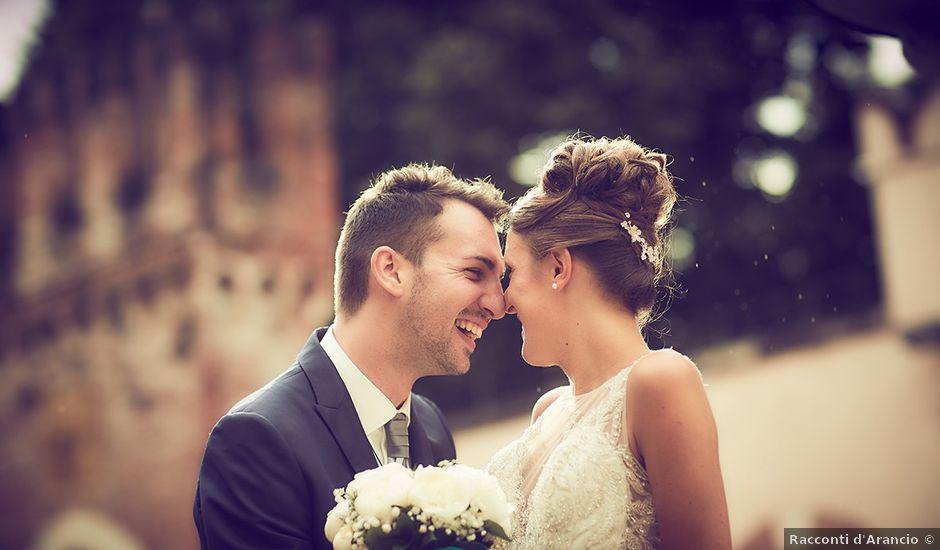Il matrimonio di Matteo e Elisa a Santorso, Vicenza