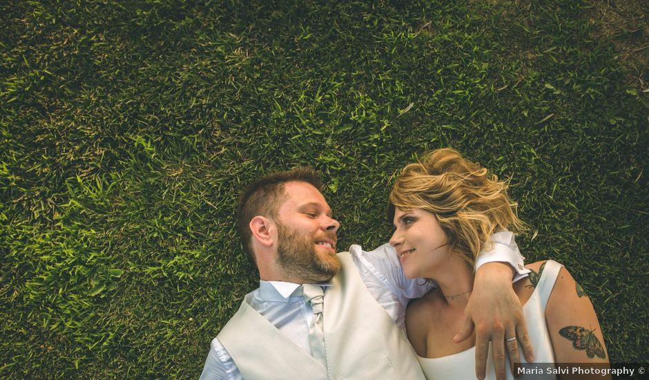 Il matrimonio di Mirko e Patrizia a Scanzorosciate, Bergamo