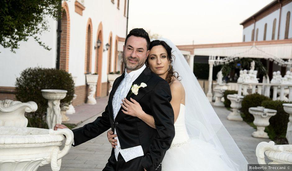 Il matrimonio di Cristian e Giada a Bagnolo San Vito, Mantova