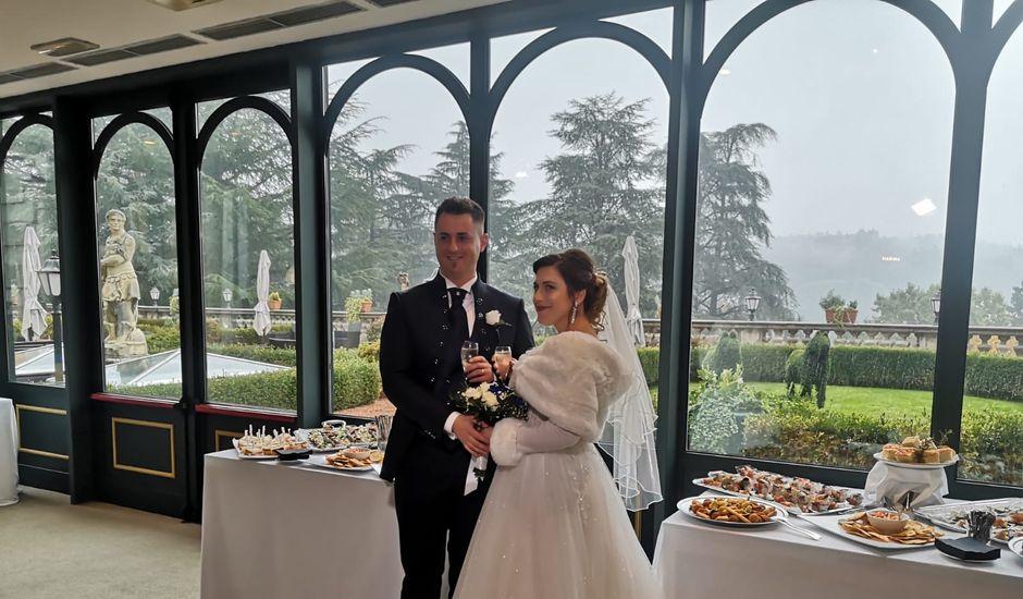 Il matrimonio di Samanta e Davide a Induno Olona, Varese