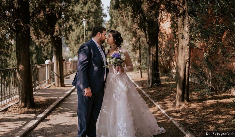 Il matrimonio di Giorgio e Rosalia a Verona, Verona