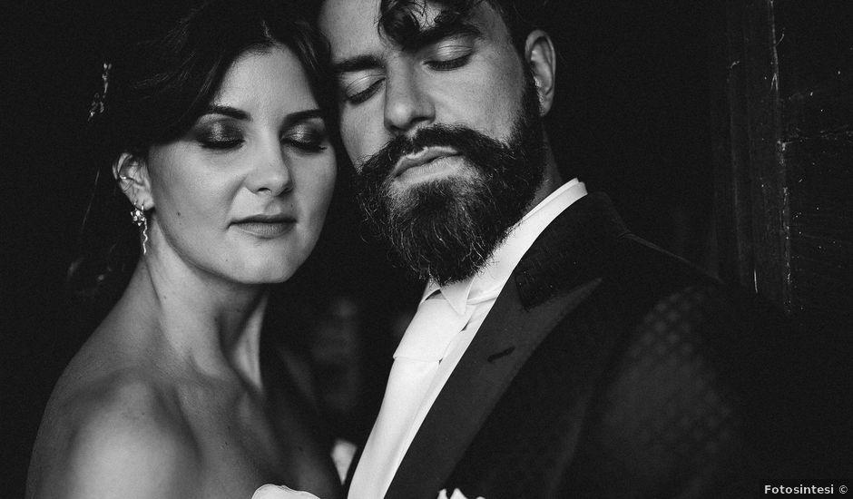 Il matrimonio di Sam e Lucia a Cingoli, Macerata