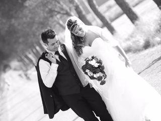 Le nozze di Antonella e Manolo