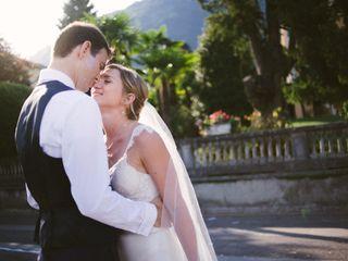 Le nozze di Emily e Matthew