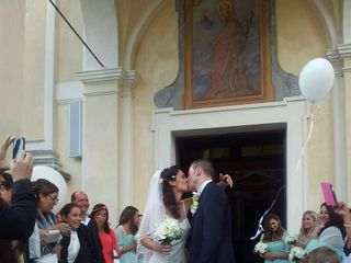 Le nozze di Alessandra e Lino