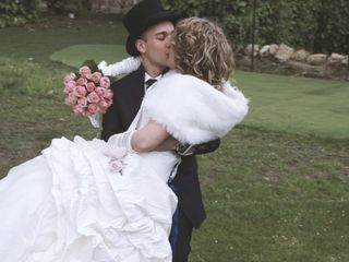 Le nozze di Elena e Logan