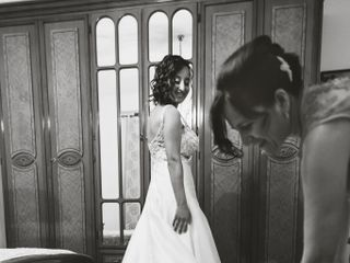 Le nozze di Giulia e Paride 1