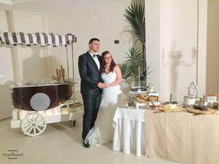 Le nozze di Raffaella e Gianluca