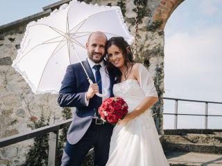 Le nozze di Lorena e Enrico