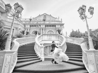 Le nozze di Alessandra e Pierangelo