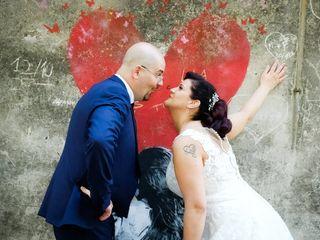 Le nozze di Sara e Alberto