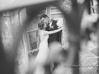 Le nozze di Luciana e Fabian