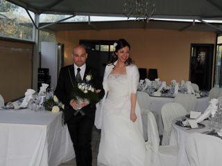 Le nozze di Sandra e Stefano