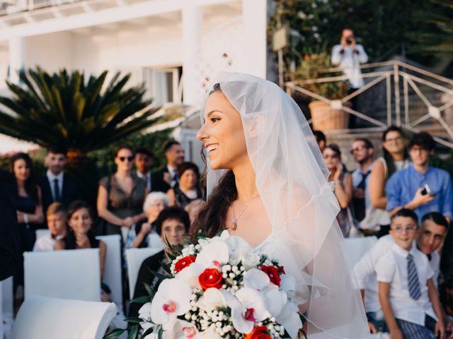 Il matrimonio di Luigi e Teresa a Ischia, Napoli 33