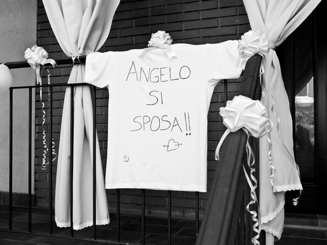 Il matrimonio di Angelo e Giulia a Ghedi, Brescia 3
