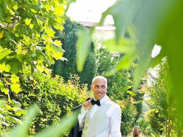 Il matrimonio di Angelo e Giulia a Ghedi, Brescia 11