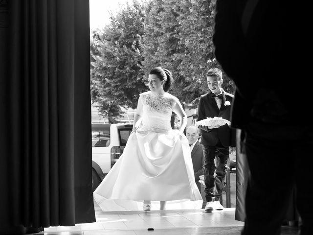 Il matrimonio di Angelo e Giulia a Ghedi, Brescia 31