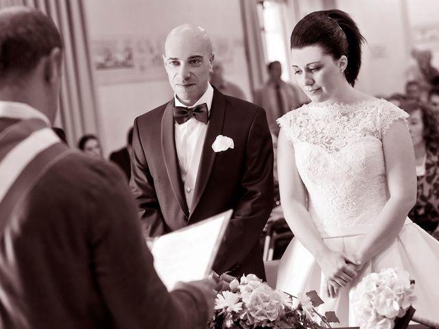 Il matrimonio di Angelo e Giulia a Ghedi, Brescia 32