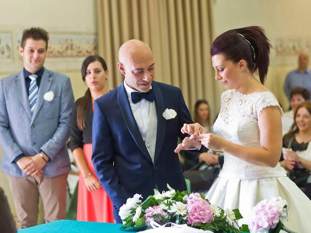 Il matrimonio di Angelo e Giulia a Ghedi, Brescia 38