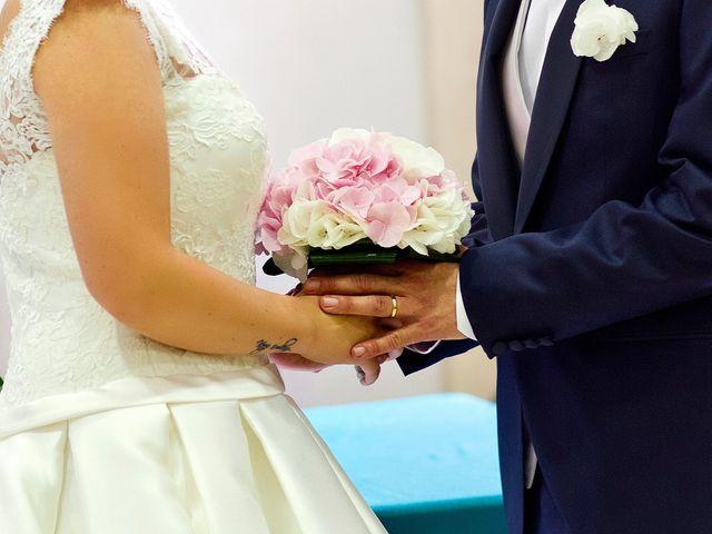 Il matrimonio di Angelo e Giulia a Ghedi, Brescia 39