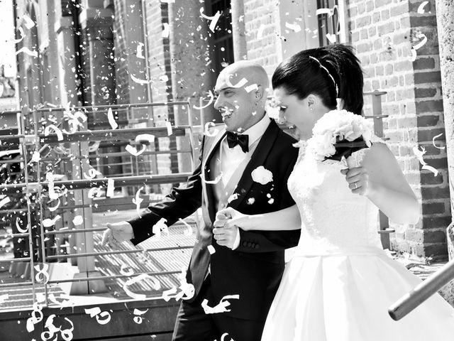 Il matrimonio di Angelo e Giulia a Ghedi, Brescia 40