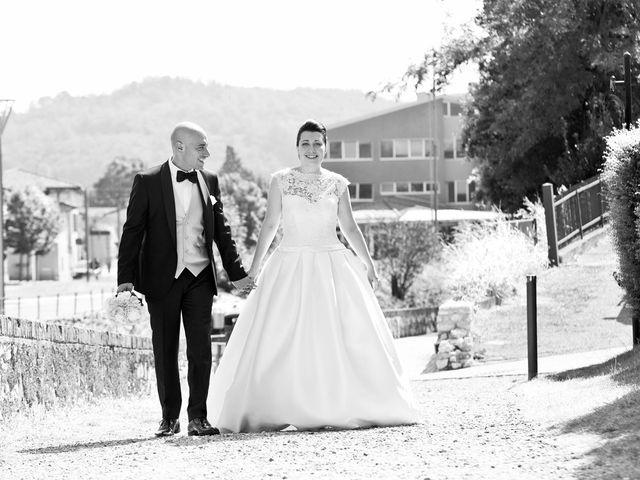 Il matrimonio di Angelo e Giulia a Ghedi, Brescia 41