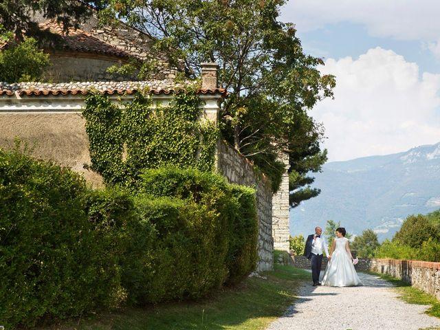 Il matrimonio di Angelo e Giulia a Ghedi, Brescia 42