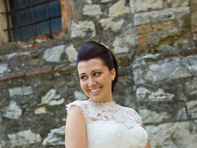 Il matrimonio di Angelo e Giulia a Ghedi, Brescia 43
