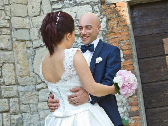 Il matrimonio di Angelo e Giulia a Ghedi, Brescia 44