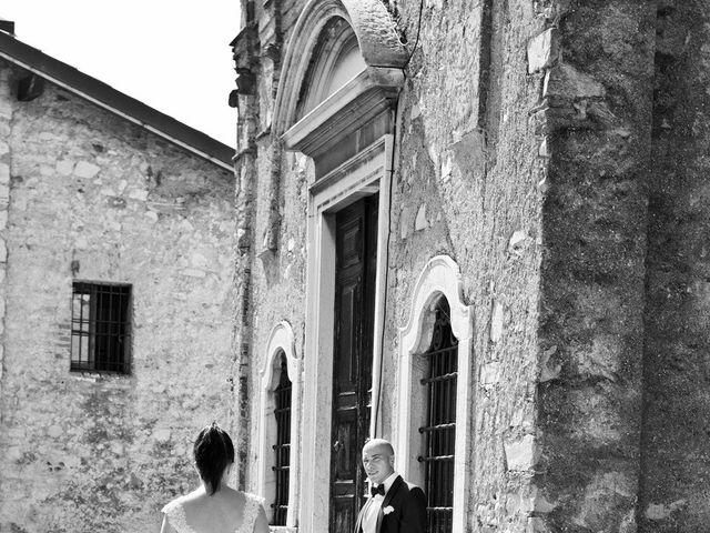 Il matrimonio di Angelo e Giulia a Ghedi, Brescia 45