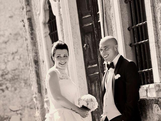 Il matrimonio di Angelo e Giulia a Ghedi, Brescia 47