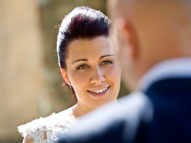 Il matrimonio di Angelo e Giulia a Ghedi, Brescia 49