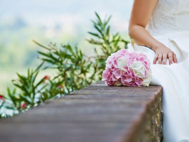 Il matrimonio di Angelo e Giulia a Ghedi, Brescia 50