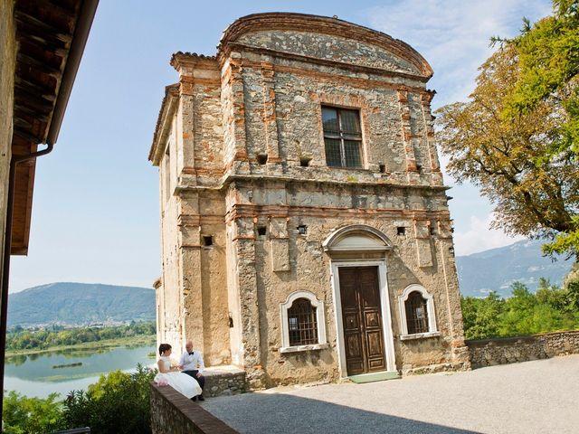 Il matrimonio di Angelo e Giulia a Ghedi, Brescia 51