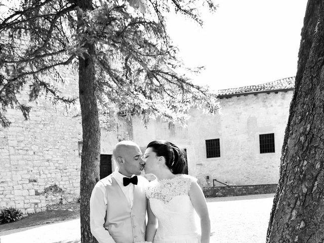 Il matrimonio di Angelo e Giulia a Ghedi, Brescia 54