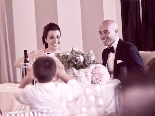 Il matrimonio di Angelo e Giulia a Ghedi, Brescia 59