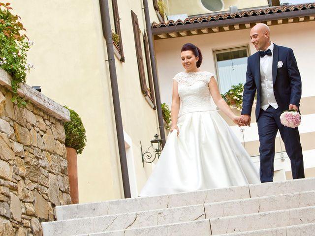 Il matrimonio di Angelo e Giulia a Ghedi, Brescia 60