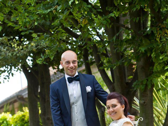 Il matrimonio di Angelo e Giulia a Ghedi, Brescia 63