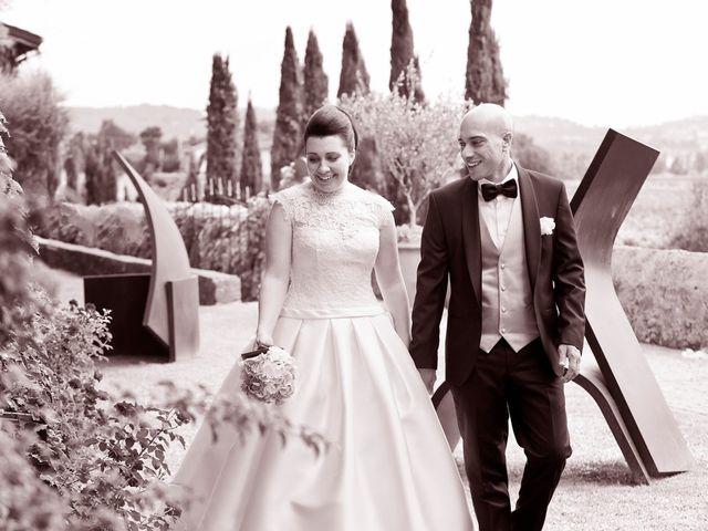 Il matrimonio di Angelo e Giulia a Ghedi, Brescia 64