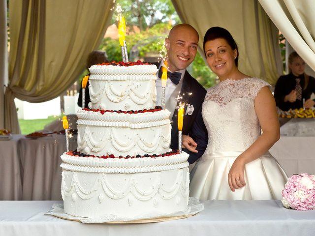 Il matrimonio di Angelo e Giulia a Ghedi, Brescia 69